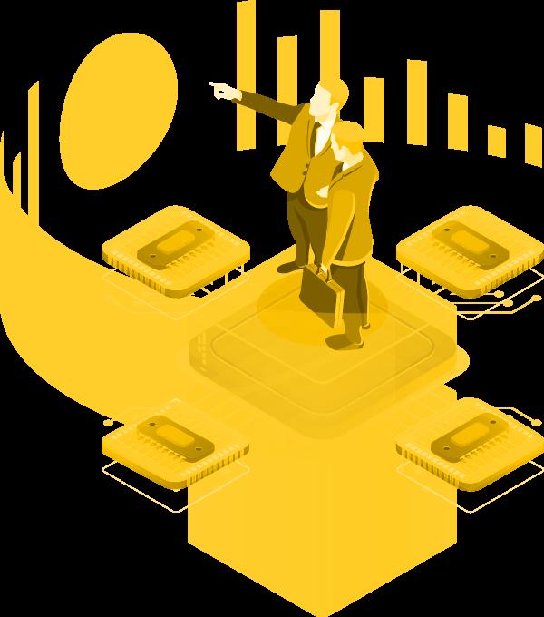 <span>Mit Innovationskraft <br/>ans Ziel gebracht</span>Anforderungsanalyse, Firmware- Entwicklung und Testing aus einer Hand